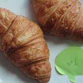 The Best Croissants in the 18th arrondissment. -
