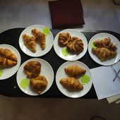The Worst Croissants in the 18th arrondissement. -