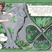 Hudson's Holidays - Designer Shirley Hudson: Dear Irish Memories....postcard 1910
