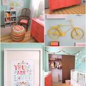 make bake & love: The Nursery Reveal!