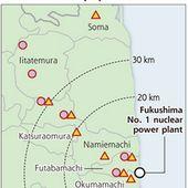 Japon: les niveaux de radioactivité de strontium -90 mesurés à la centrale nucléaire de Fukushima sont 5 fois plus important que ceux précédemment annoncés
