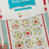 Sweetie Pie Sew Along - Bee Prepared Post - Cutting Instructions!!
