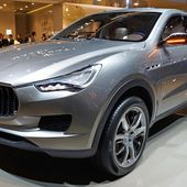 2016 Maserati Levante SUV Price Start From $80,000