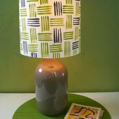 Diy Projects: DIY lamp with a bottle