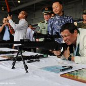 Philippines thanks China for firearms, ammo vs Mautes
