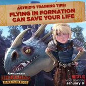 Want to be a dragon rider? Train with As...