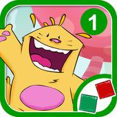 Buddy's ABA Apps - Buddy apprend les couleurs
