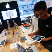 Apple's Retail Stores Key To Tech Giant's Success
