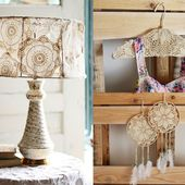3 Ways to Craft It: Doilies! - A Beautiful Mess
