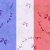 Grille gratuite point de croix : Paris Tour Eiffel Bleu Blanc Rouge - Le blog de Isabelle