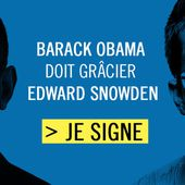 Barack Obama doit gracier Edward Snowden