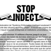 Non au projet Big Brother! Non à Indect!