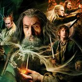 Le Hobbit : la Désolation de Smaug, un film de 2013