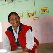 Femmes tibétaines aujourd'hui
