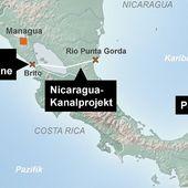 Konkurrenz für Panama-Kanal: Route für Nicaragua-Kanal steht - n-tv.de