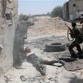 Syrian troops advance against rebels in Damascus