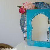 Fabriquer un miroir oriental