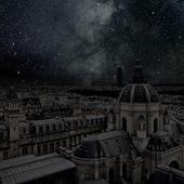 What Major World Cities Look Like at Night, Minus the Light Pollution