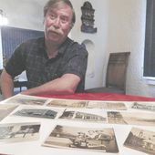 He hunts for city's history