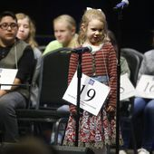 5-year-old Tulsan Edith Fuller is youngest ever to qualify for national spelling bee