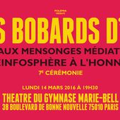 Les Bobards d'Or