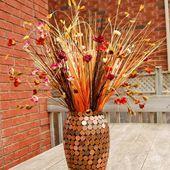 Bricoler des pots de fleurs et vases originaux
