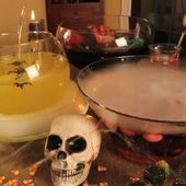 Spooky Halloween Drinks Video