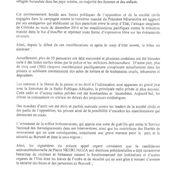 APPEL URGENT: Le Burundi au bord d&rsquo&#x3B;une catastrophe humanitaire
