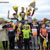 Daniel MORLEVAT - Cyclocross de Montceau les Mines (71) organisé par le VC Montcellien - octobre 2017