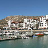 Dans les environs d'Agadir