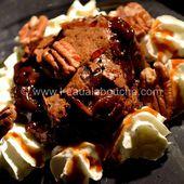 Mi-Cuit au Chocolat Amandes & Noix de Pécan