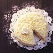Merveilleux chocolat blanc pour 6 personnes - Recettes Elle à Table - Elle à Table