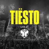 Tiësto @ Main Stage, Tomorrowland Weekend 1, Belgium 2017-07-21