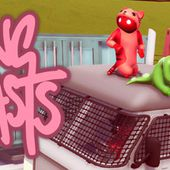 Save 25% on Gang Beasts on Steam