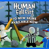 Save 20% on Human: Fall Flat on Steam