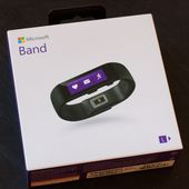 A first look at the Microsoft Band