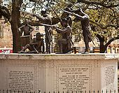 Haitian monument Savannah, Georgia | Richard Ellis Photography - Archive & Search