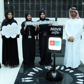 Emirates spreads happiness to its customers and employees