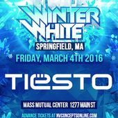 TIËSTO: Winter White Tour - NV Concepts 1,000th Show Celebration