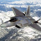 Les USA déploient des chasseurs ultra-modernes F-22 en Europe