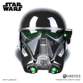 ROGUE ONE: A STAR WARS™ STORY Death Trooper Specialist Helmet Accessor | ANOVOS Productions LLC