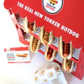 Kit Hot Dog Party - Manhattan Hot Dog