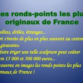 Les ronds points & giratoires