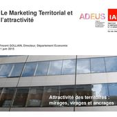 Marketing territorial et attractivité