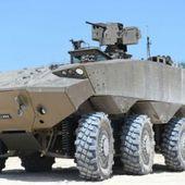 L'armée dévoile ses nouveaux véhicules blindés