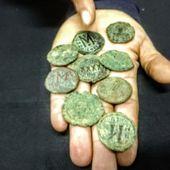 Des pièces vieilles de 1 400 ans d'un site byzantin racontent l'histoire de l'invasion perse