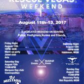 RESCUE VEGAS 2017 Weekend inclus Tiësto at Hakkasan - August 11/13, 2017 - Tiëstolive, We Are Tiesto