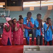 A Mission to Bring STEM Skills, and Robots, to Children in West Africa