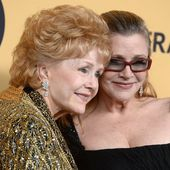 Debbie Reynolds : La mère de Carrie Fisher et légende d'Hollywood est morte !