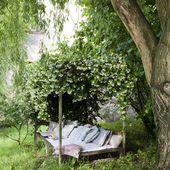 Sieste au jardin : 20 inspirations pour une pause 100% zen - Elle Décoration